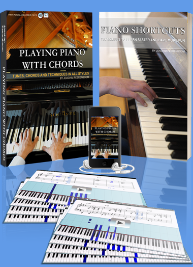 Learn To Play Piano With Chords Playing Piano With Chords